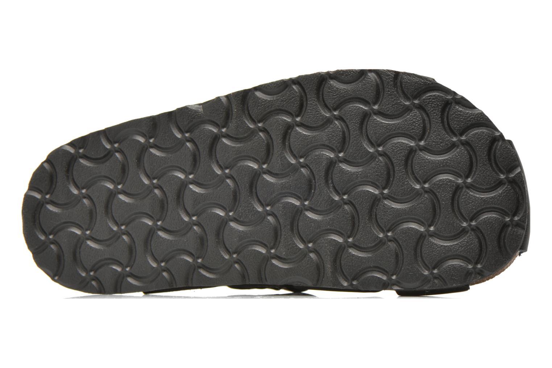 Sandales et nu-pieds Kickers MAGIFLO Noir vue haut