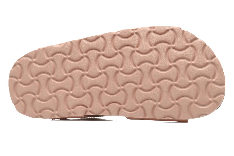 Sandalen Kickers MAGILOVE rosa ansicht von oben