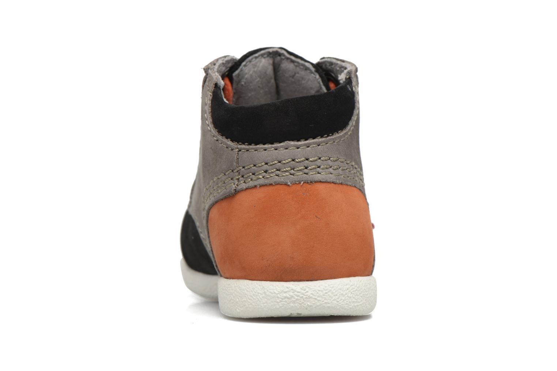 Bottines et boots Kickers Babystan Noir vue droite