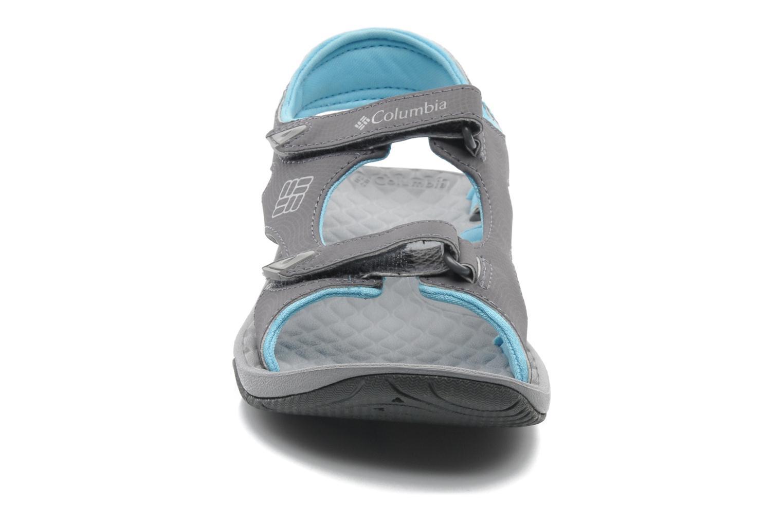 Sandalen Columbia Sunbreeze vent grau schuhe getragen