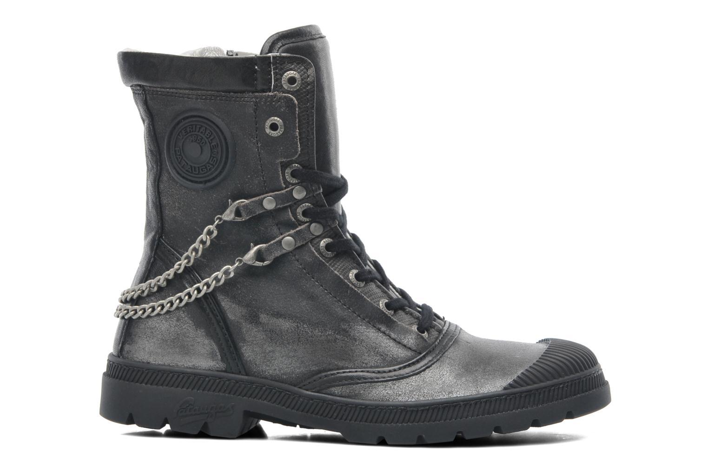 Bottines et boots Pataugas Angel Argent vue derrière