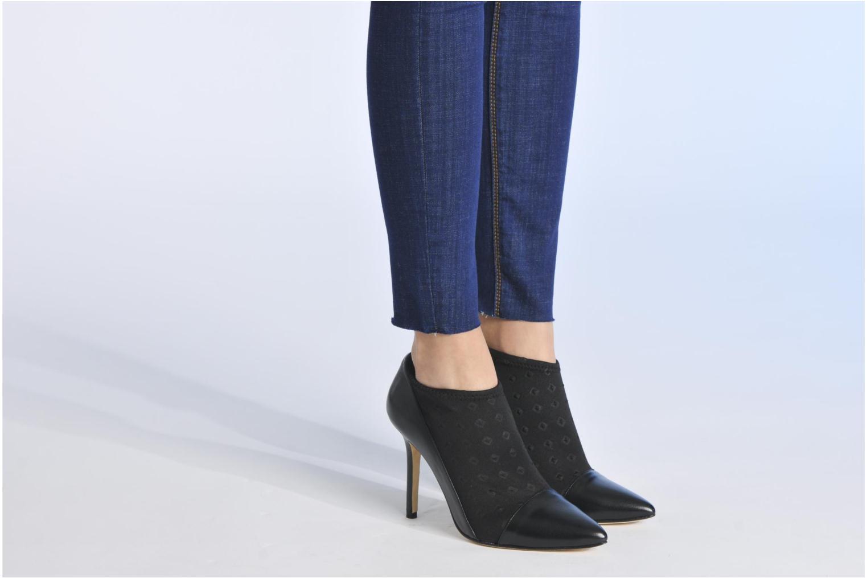 Bottines et boots Made by SARENZA Roudoudou #12 Noir vue bas / vue portée sac