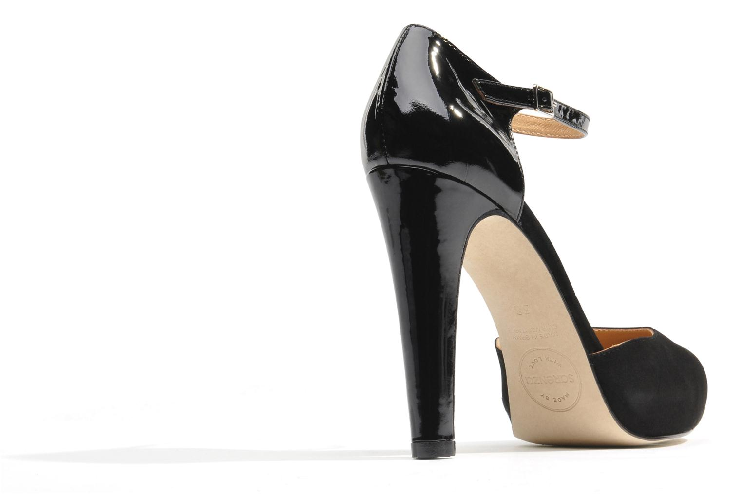 Pumps Made by SARENZA Loulou au Luco #8 Zwart voorkant