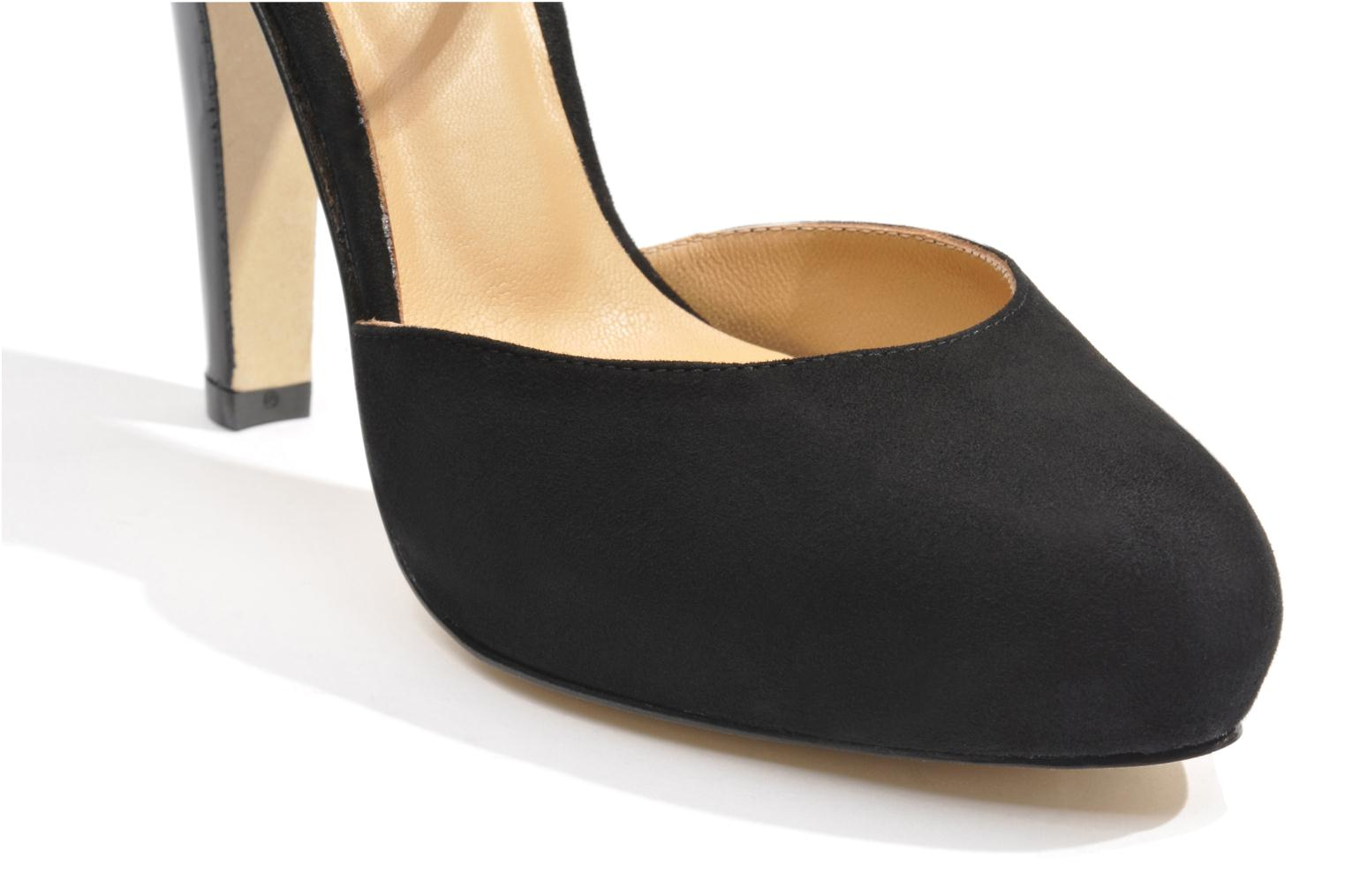 Pumps Made by SARENZA Loulou au Luco #8 Zwart boven