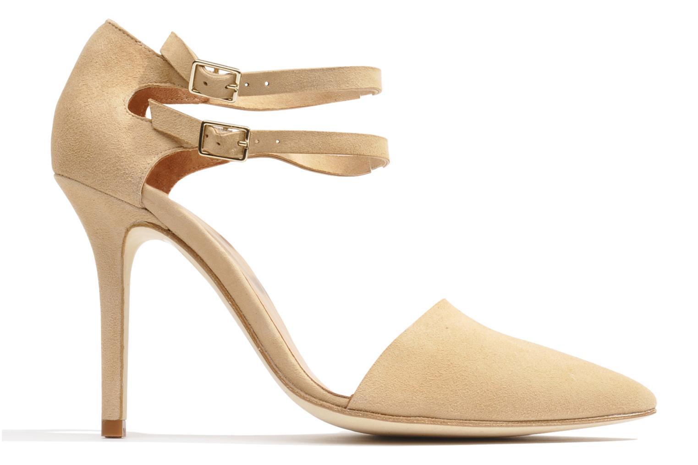 Zapatos de tacón Made by SARENZA Roudoudou #9 Beige vista de detalle / par