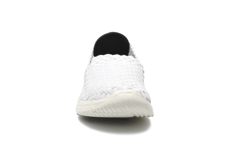 Sneaker Mustang shoes Jalur weiß schuhe getragen