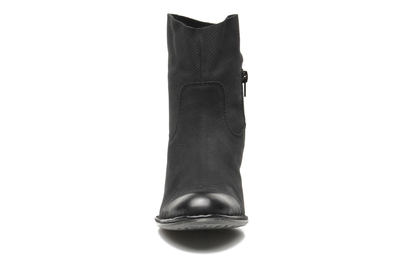 Bottines et boots Bugatti V4221-5G Noir vue portées chaussures