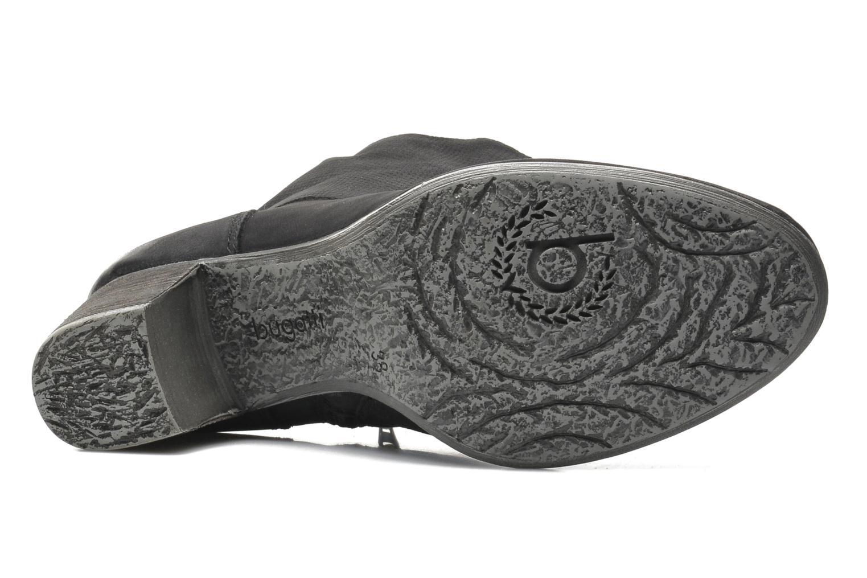 Bottines et boots Bugatti V4221-5G Noir vue haut