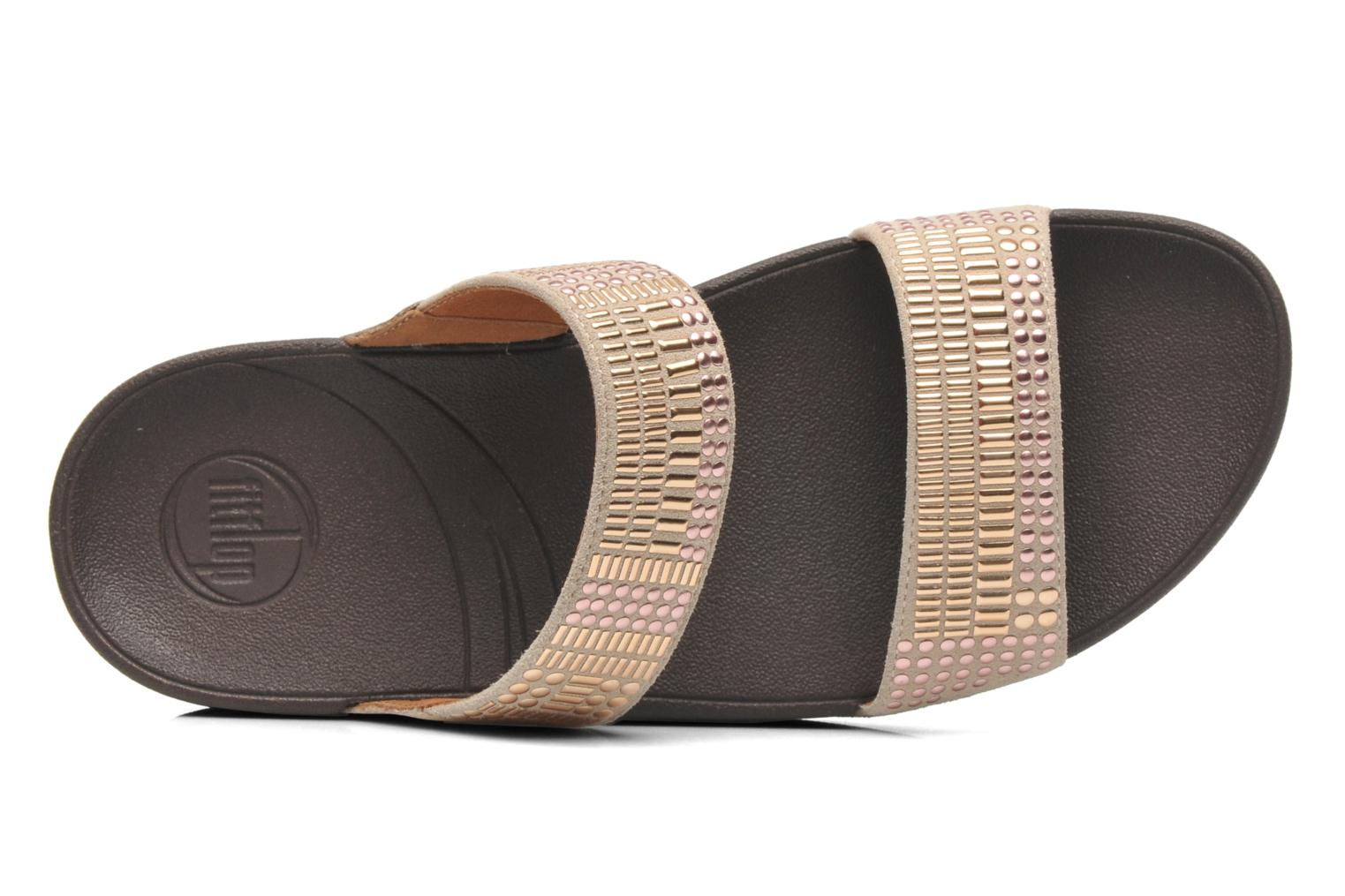 Aztek Chada Slide Rose gold