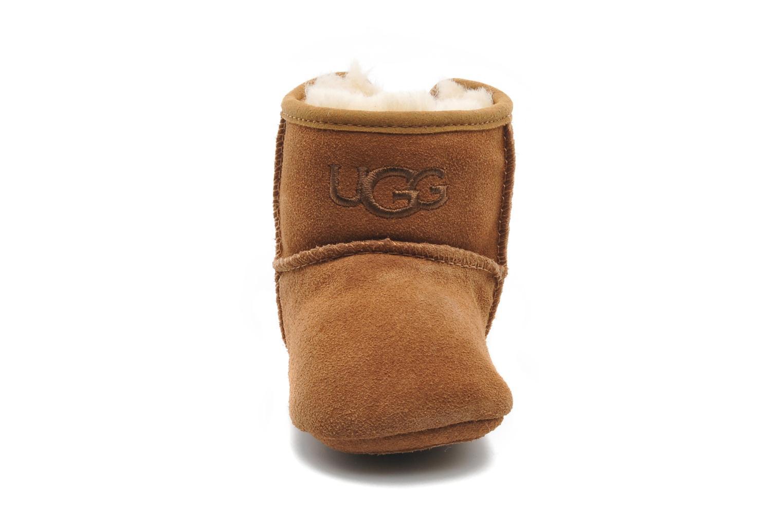 Bottines et boots UGG I JESSE Marron vue portées chaussures