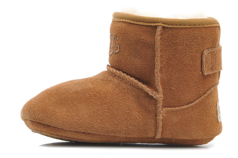 Boots en enkellaarsjes UGG I JESSE Bruin voorkant
