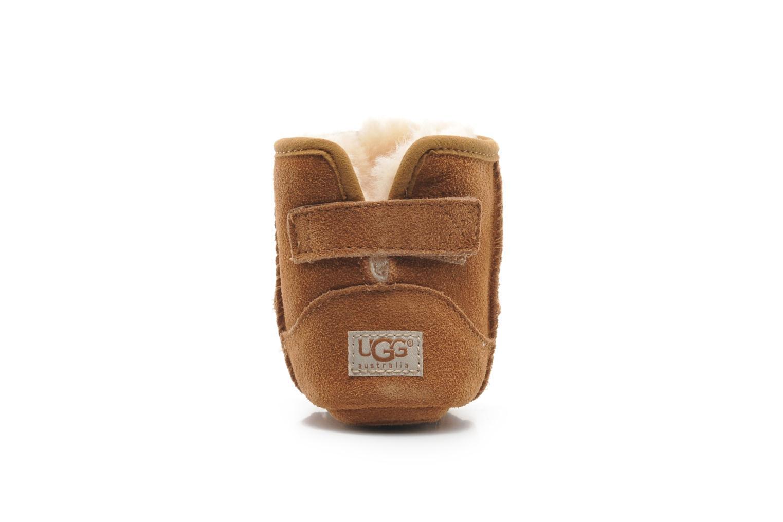 Stiefeletten & Boots UGG I JESSE braun ansicht von rechts