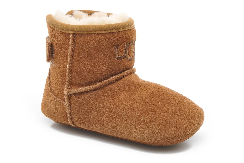 Boots en enkellaarsjes UGG I JESSE Bruin detail