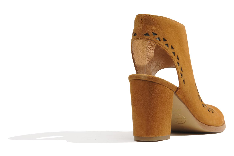 Bottines et boots Made by SARENZA Bamako #4 Marron vue face