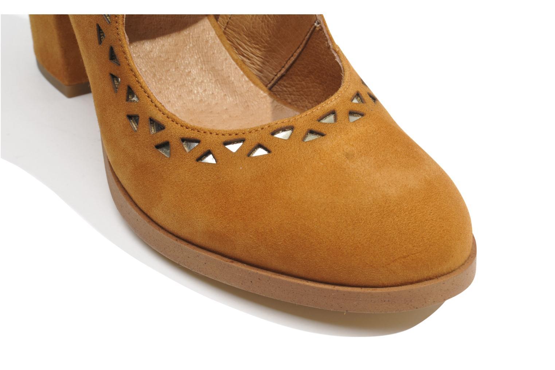 Bottines et boots Made by SARENZA Bamako #4 Marron vue haut