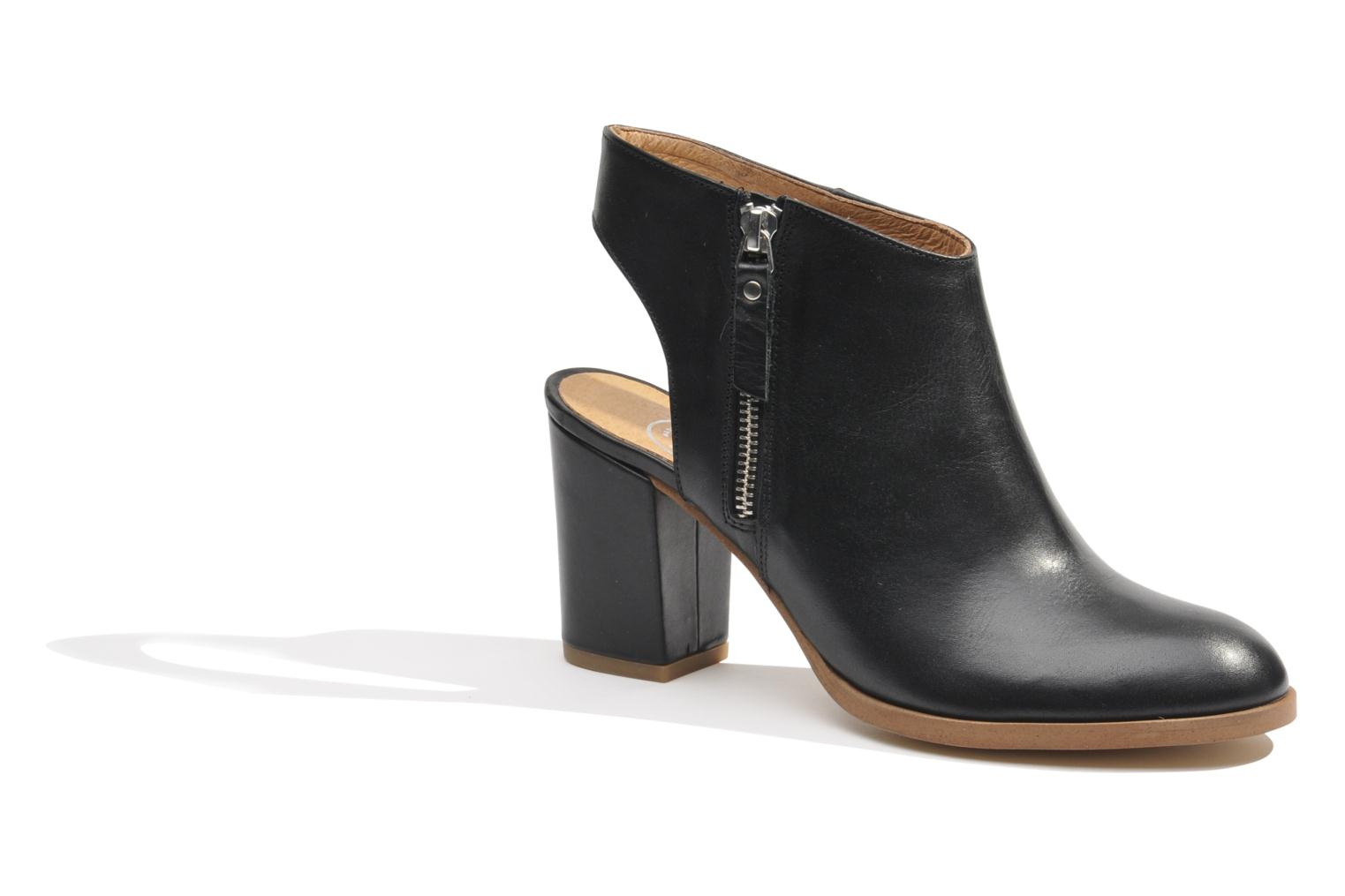 Ankle boots Made by SARENZA Guimauve #11 Black view from the right