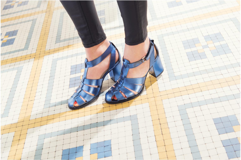 Sandalen Made by SARENZA Menthe Hello #2 Zwart 3/4'