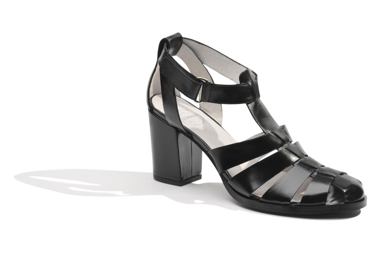 Sandalen Made by SARENZA Menthe Hello #2 Zwart rechts