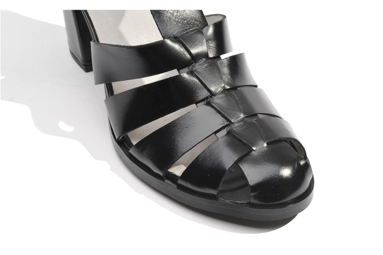 Sandalen Made by SARENZA Menthe Hello #2 Zwart boven
