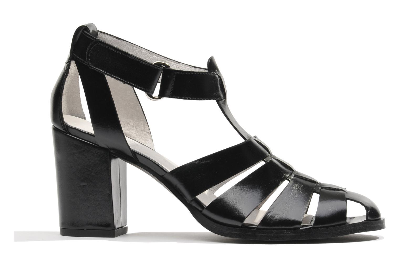 Sandalen Made by SARENZA Menthe Hello #2 Zwart detail