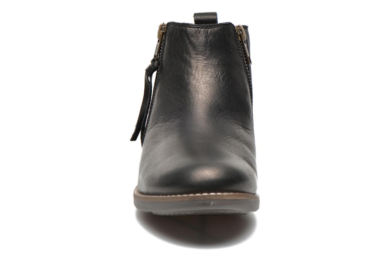 Bottines et boots TBS Girlye Noir vue portées chaussures
