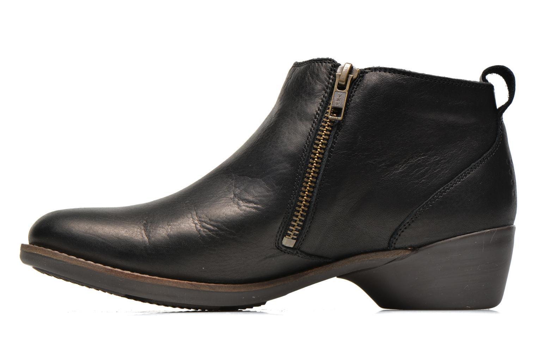 Bottines et boots TBS Girlye Noir vue face
