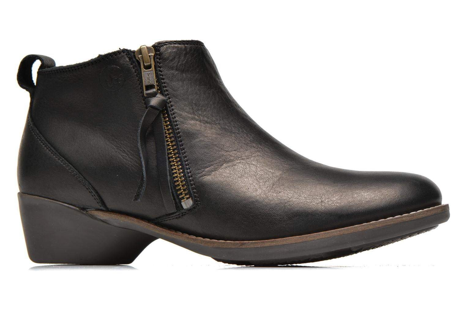 Ankle boots TBS Girlye Black back view