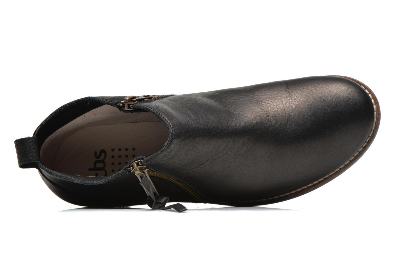Bottines et boots TBS Girlye Noir vue gauche