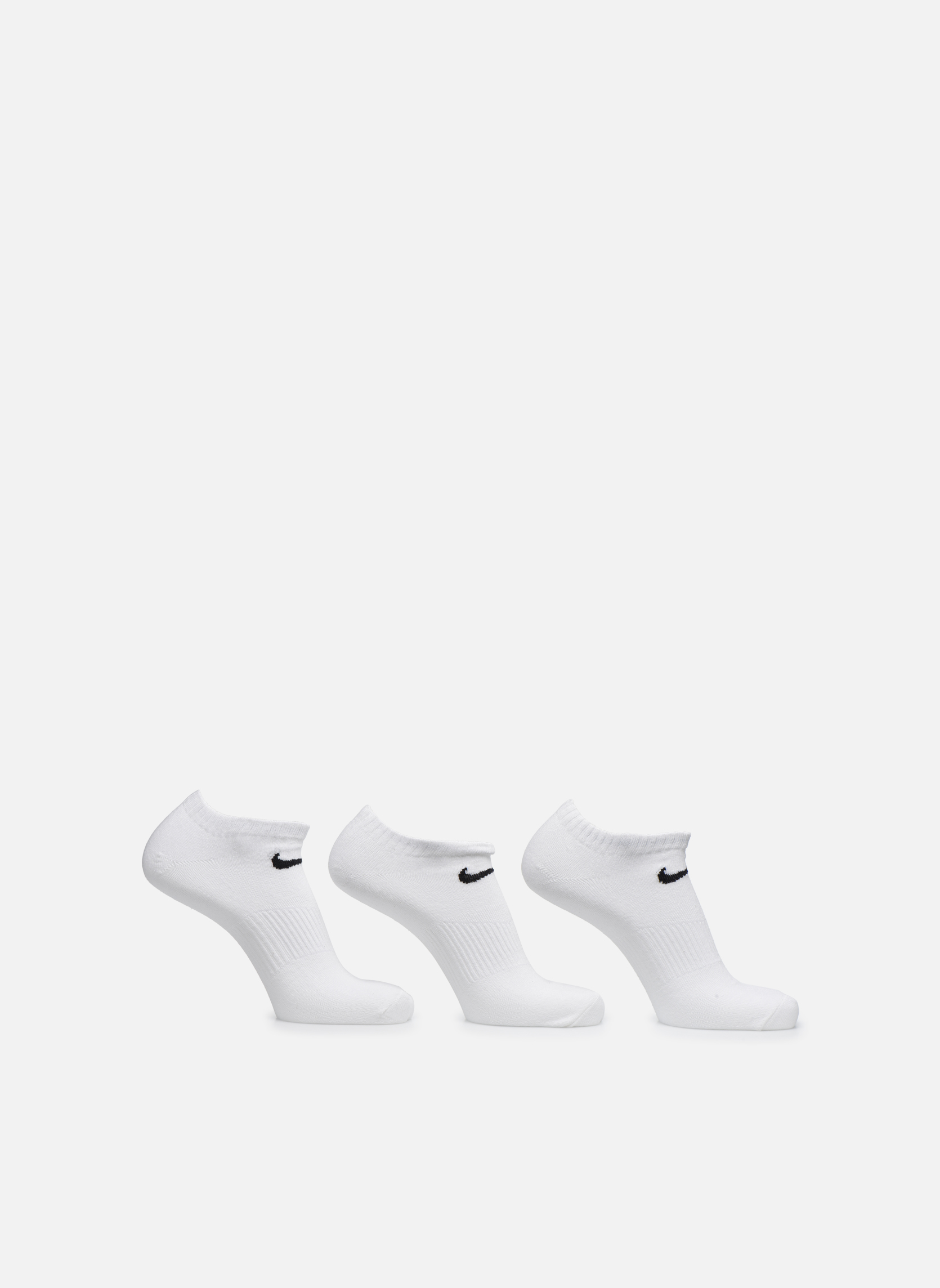 Unisex Nike Performance Lightweight No Show Training Sock 3PR