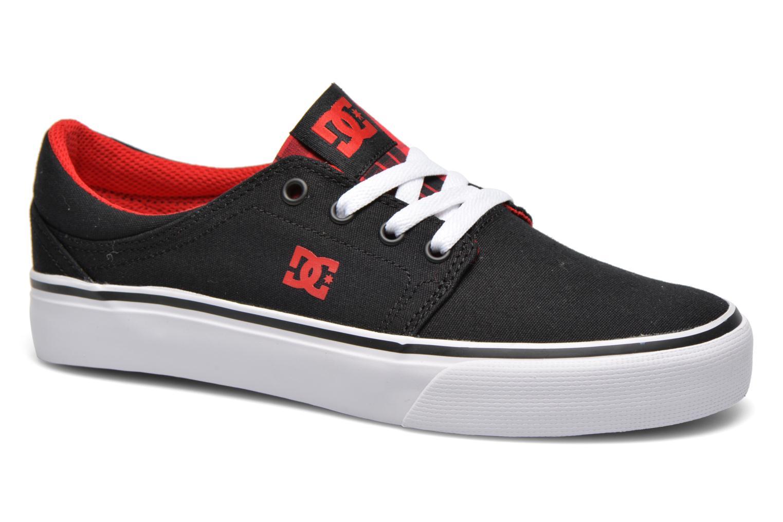 Sneakers DC Shoes Trase Tx Se W Zwart detail