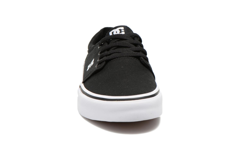 Sneaker DC Shoes Trase Tx schwarz schuhe getragen
