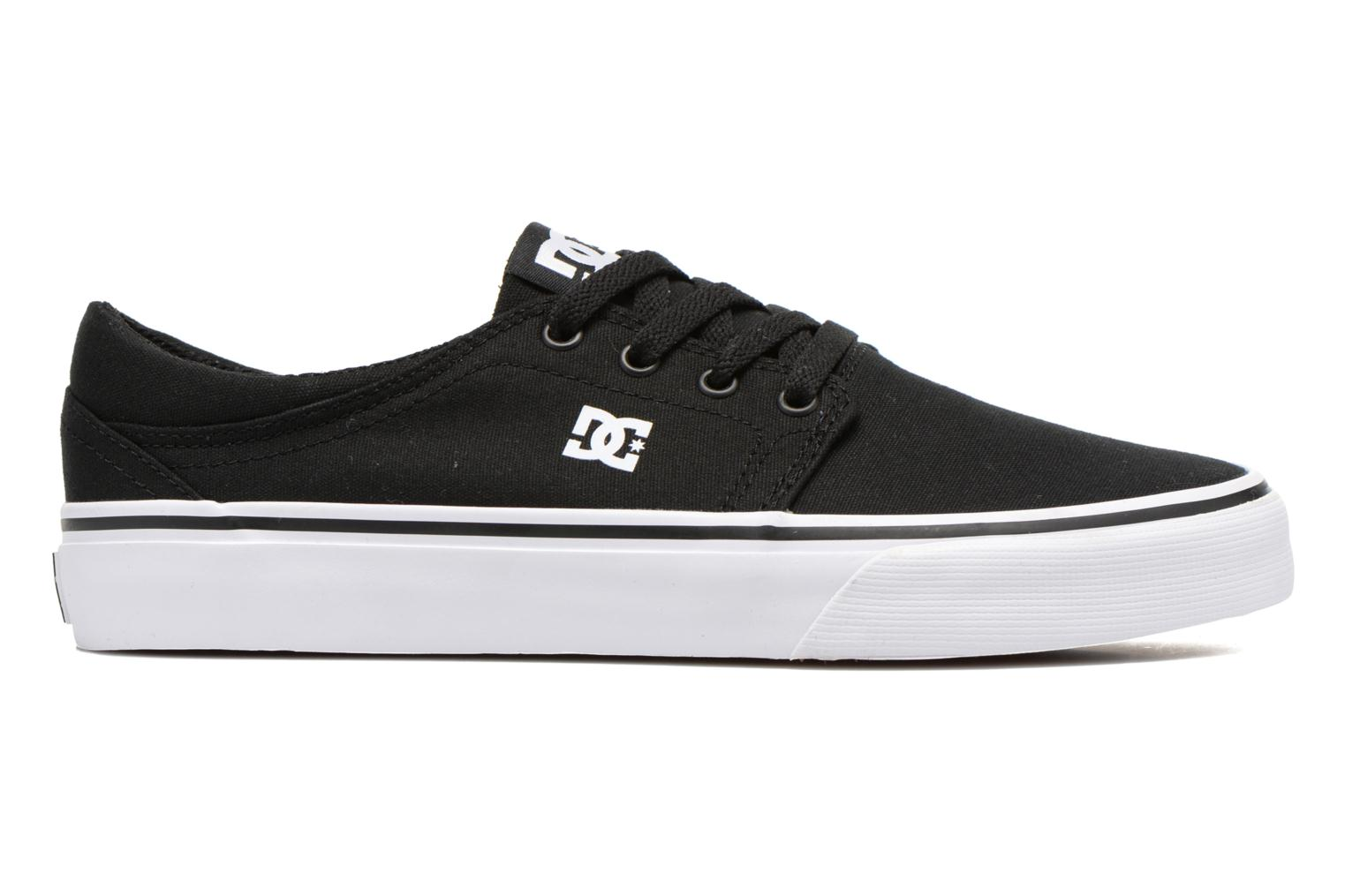 Trainers DC Shoes Trase Tx Black back view