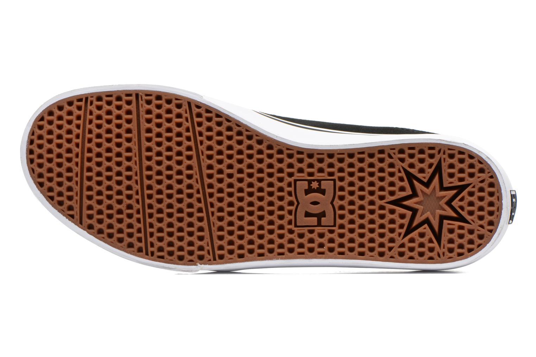 Baskets DC Shoes Trase Tx Noir vue haut