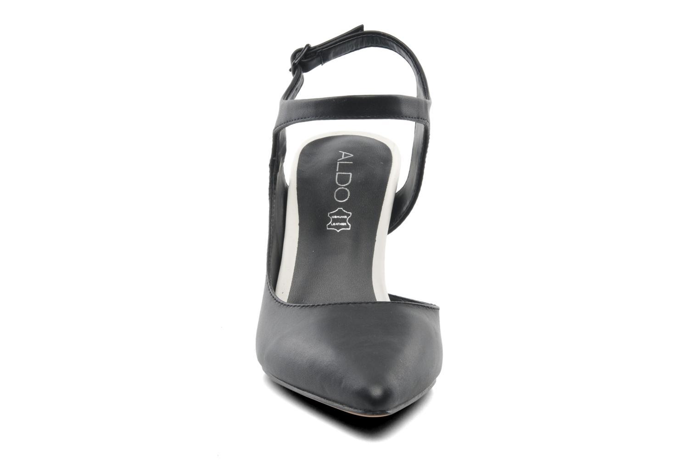 Escarpins Aldo Crosare Noir vue portées chaussures