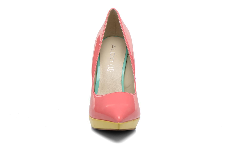 Escarpins Aldo Lalia Orange vue portées chaussures