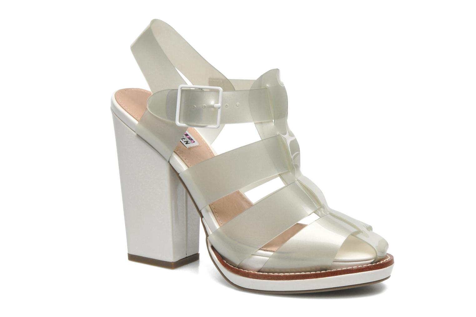 Sandalen Steve Madden HIGHTOP Wit detail