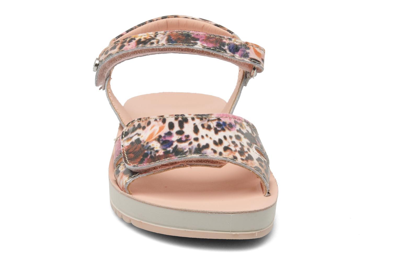 Sandales et nu-pieds Naturino Donna 6003 Multicolore vue portées chaussures