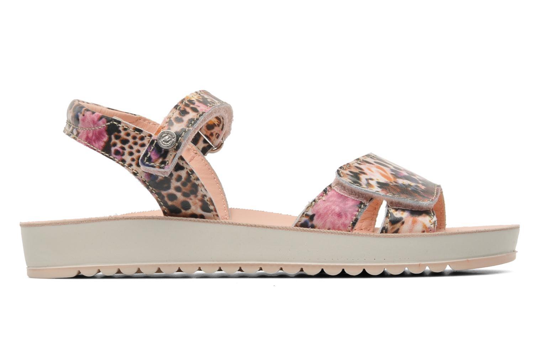 Sandales et nu-pieds Naturino Donna 6003 Multicolore vue derrière