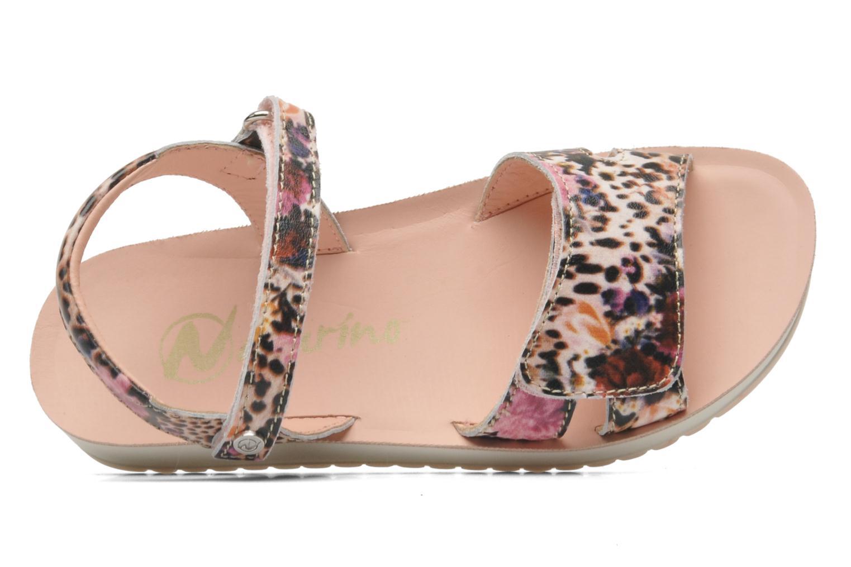 Sandales et nu-pieds Naturino Donna 6003 Multicolore vue gauche