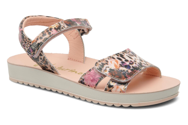 Sandales et nu-pieds Naturino Donna 6003 Multicolore vue détail/paire