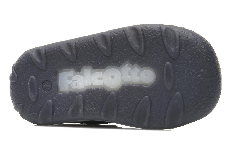Sandales et nu-pieds Naturino Andrea 163 Bleu vue haut