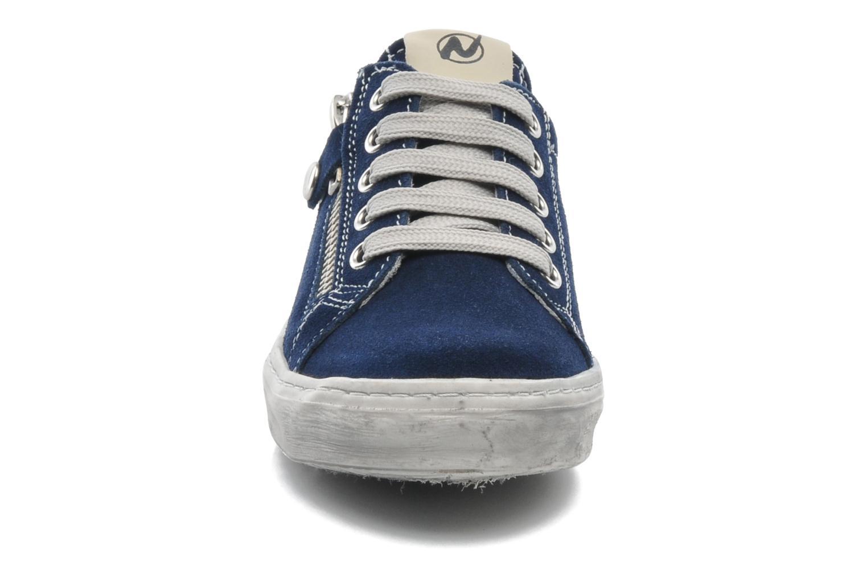 Baskets Naturino Sofia Bleu vue portées chaussures