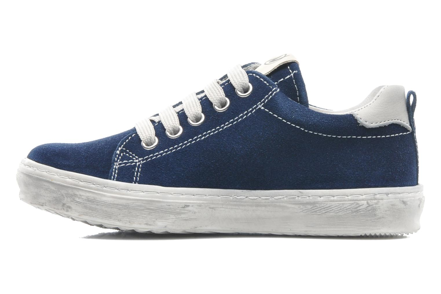 Trainers Naturino Sofia Blue front view