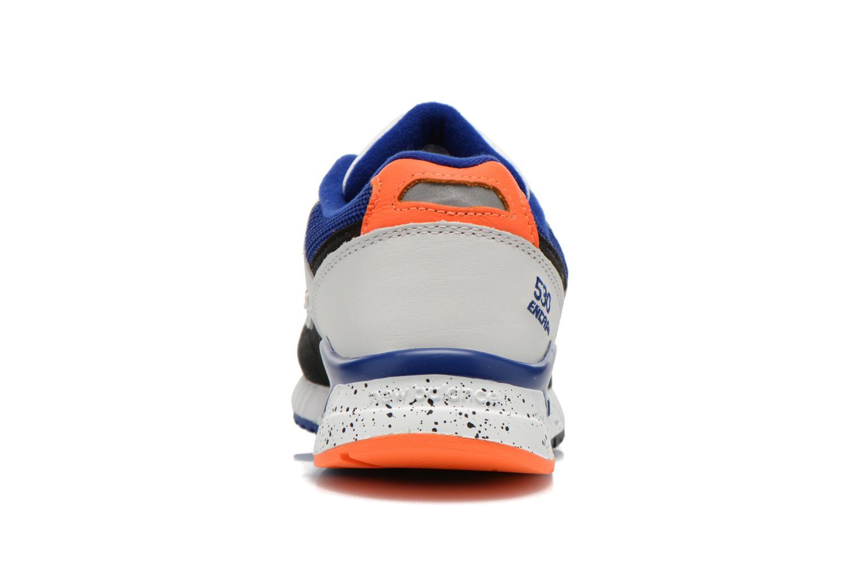 Sneaker New Balance M530 weiß ansicht von rechts