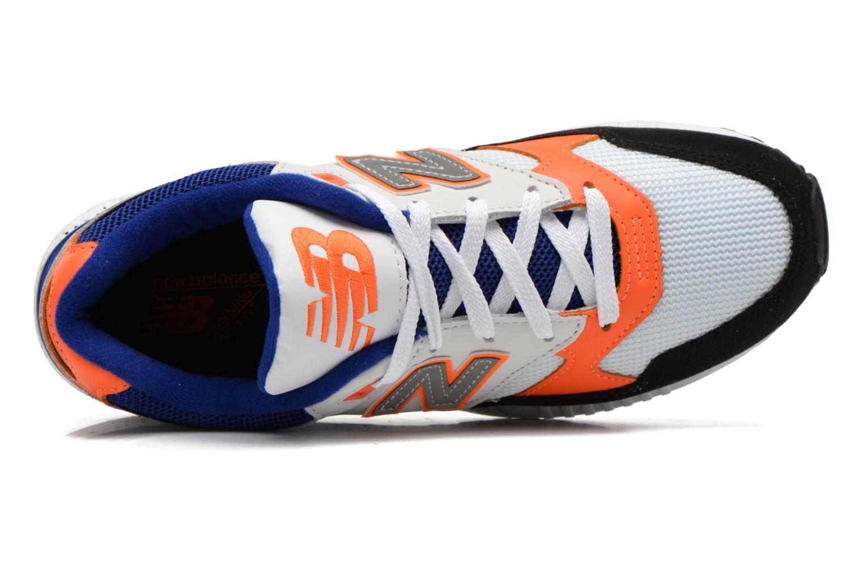Sneaker New Balance M530 weiß ansicht von links