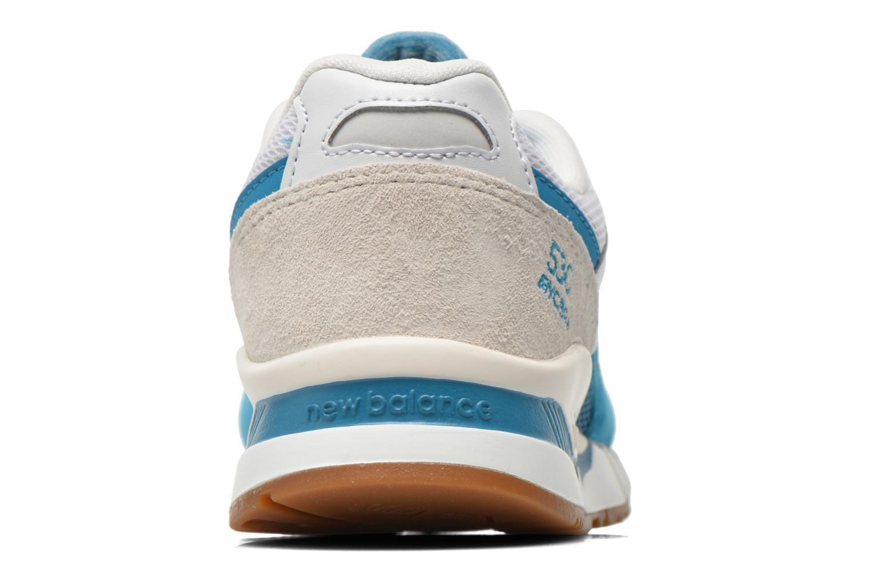 Baskets New Balance M530 Bleu vue droite