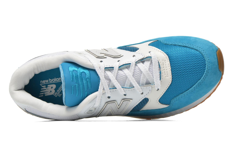 Baskets New Balance M530 Bleu vue gauche
