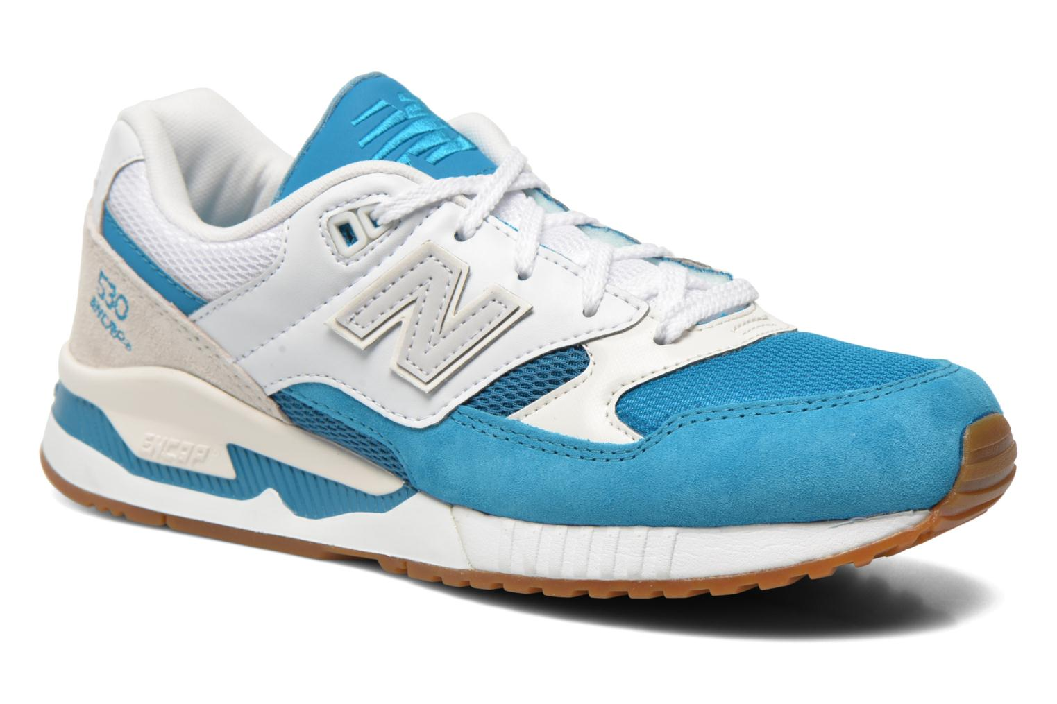Sneakers New Balance M530 Blauw detail