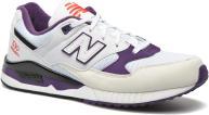 White-purple