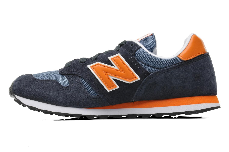 Sneaker New Balance ML373 blau ansicht von vorne